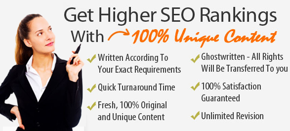 SEO Article Writing Service Home